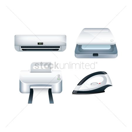 Appliances : Electronic devices