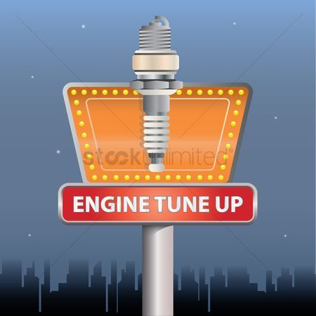 Oldfashioned : Engine tune up wallpaper