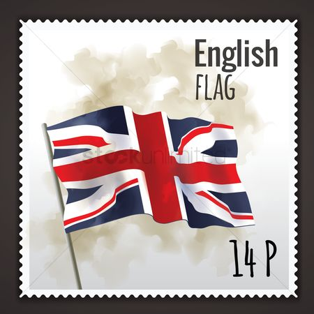 Patriotic : English flag