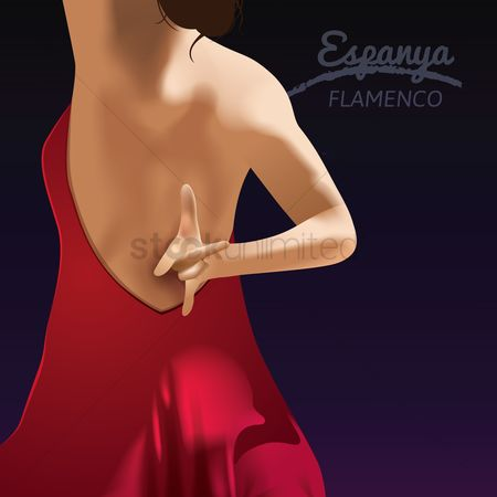 Backview : Espanya flamenco