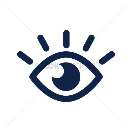 User interface : Eye icon