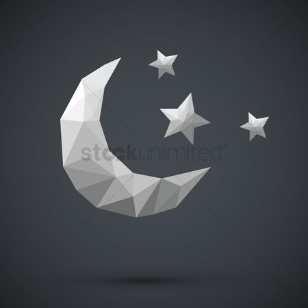 Free Moon Light Stock Vectors Stockunlimited