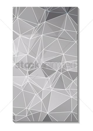 Phones : Faceted wallpaper for mobile phone