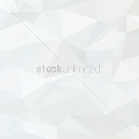 Backdrops : Faceted white background