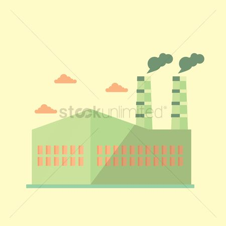 Chimneys : Factory