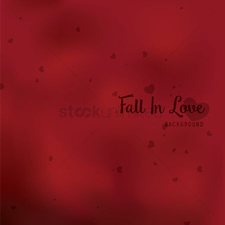 Falling : Fall in love background