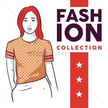 Posing : Fashion collection design
