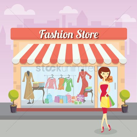 Sale : Fashion store