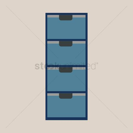 free filing cabinet stock vectors stockunlimited