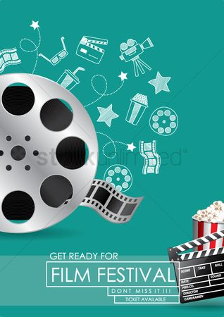 Production : Film festival poster design