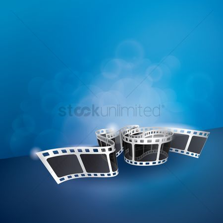 Reels : Film strip