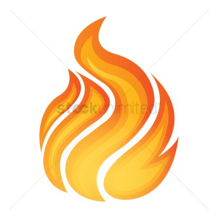 Energy : Fire flame