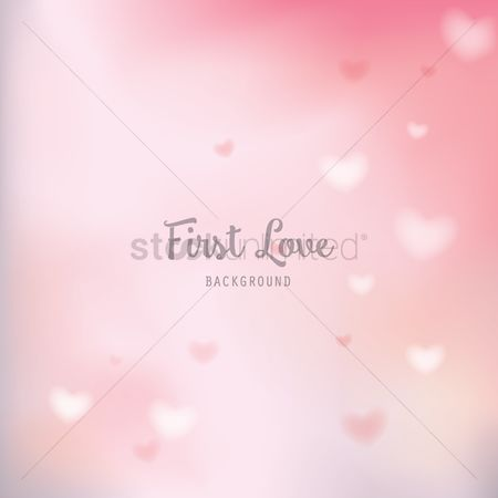 Vectors : First love background