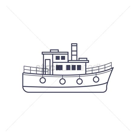 Vessel : Fishing boat