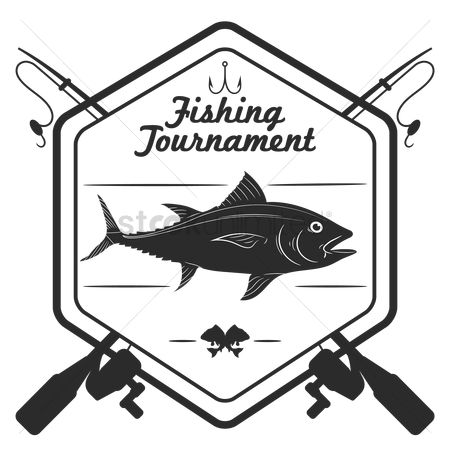 Reels : Fishing tournament label