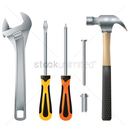 Hardwares : Fixing tools