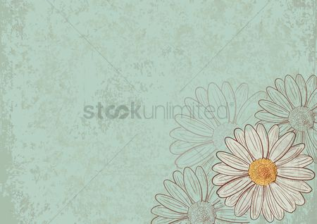 Wallpaper : Floral design
