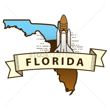 Cartography : Florida state map