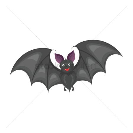 Oct : Flying bat