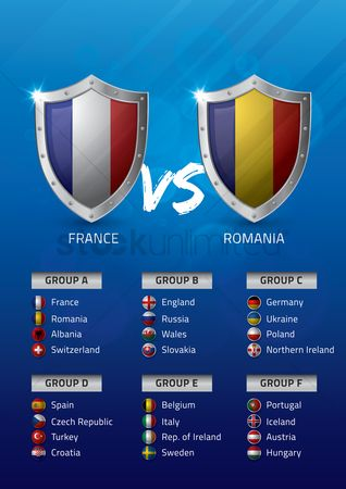 Ukraine : France vs romania