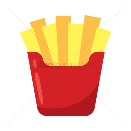 Popular : French fries