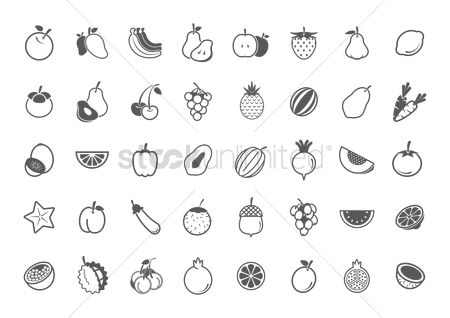Fruit : Fruit and vegetable collection