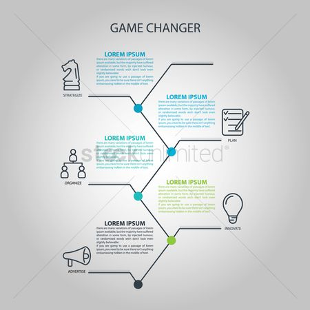 Infographic : Game changer infographic
