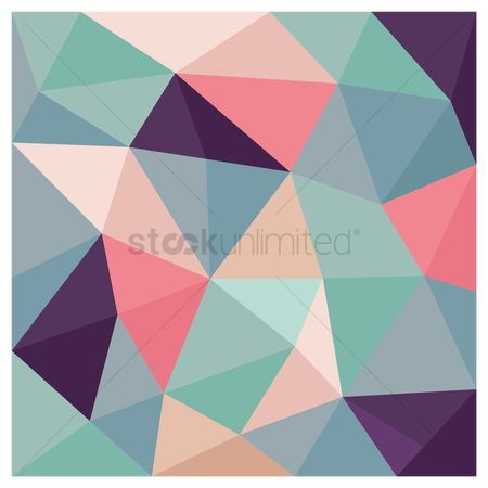 Backdrops : Geometric background design