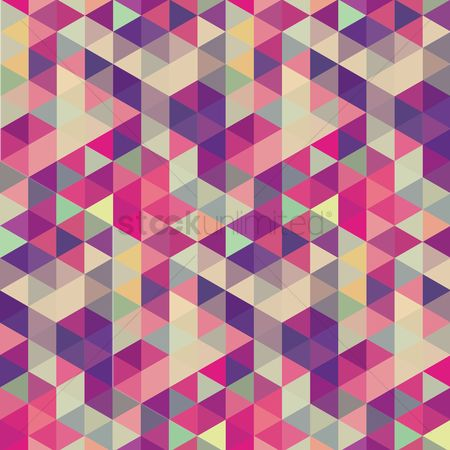 Wallpaper : Geometric background