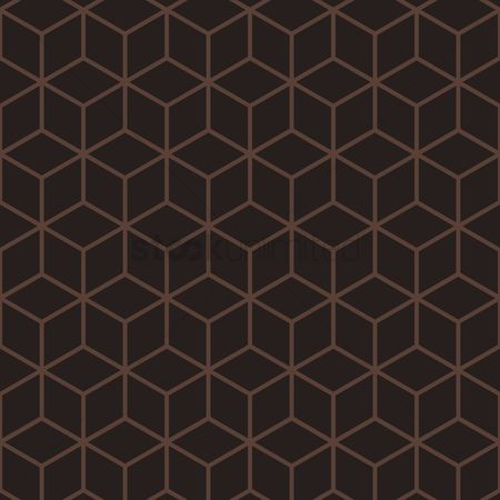 Backdrops : Geometric pattern background