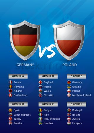 Belgium : Germany vs poland