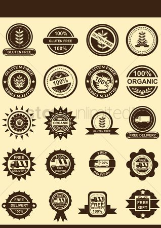 Free Gluten Free Icon Stock Vectors | StockUnlimited