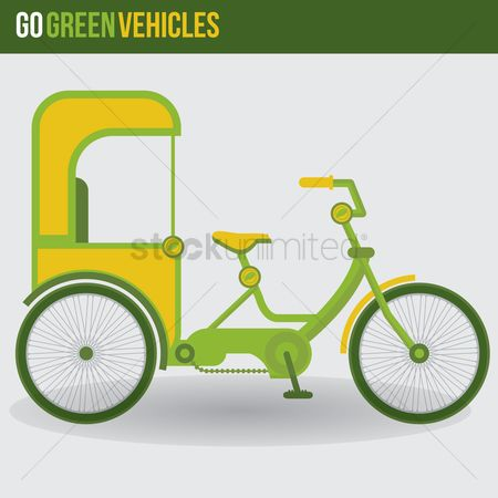 Pollution : Go green vehicles