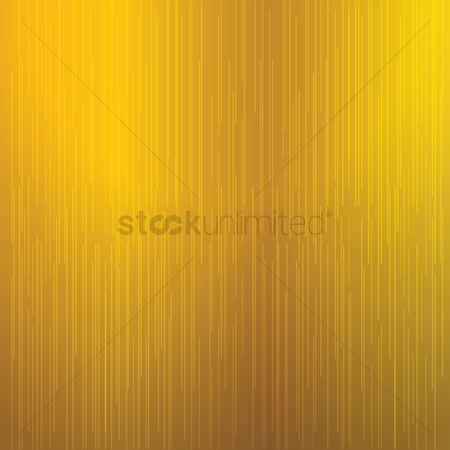 Geometric background : Gold metal background
