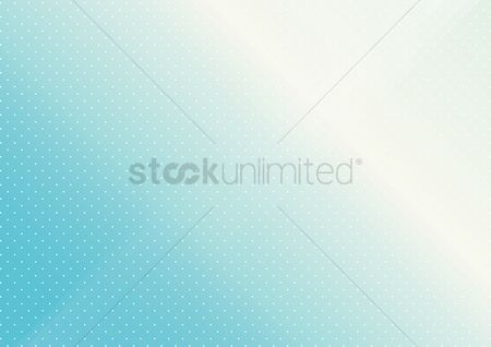 Illumination : Gradient blue background