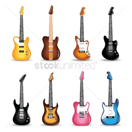 Audio : Guitars collection