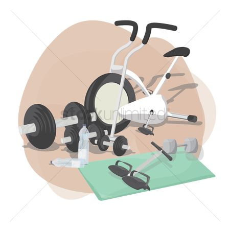 Cycle : Gym equipment