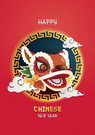 2078893 chinese new year border happy chinese new year 2018