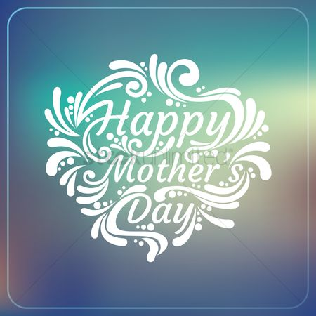 Greetings : Happy mother s day design