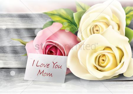 Greetings : Happy mothers day card