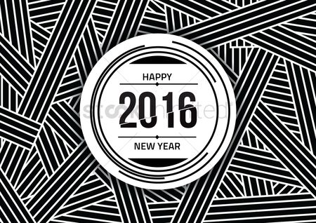 Geometrics : Happy new year 2016