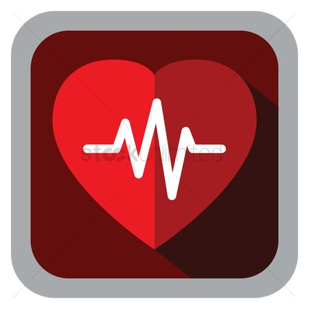 Health cares : Heart cardiogram