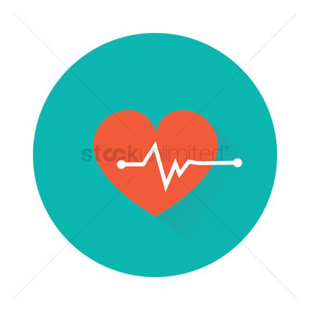Heart : Heartbeat sign