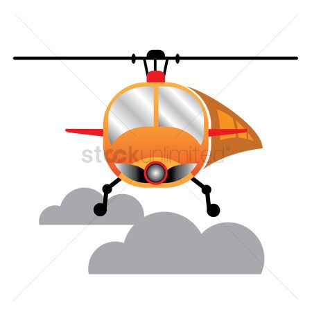 Helicopter : Helicopter