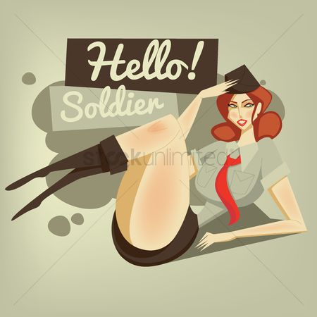 Soldiers : Hello soldier