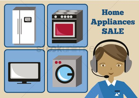 Washing machine : Home appliances sale