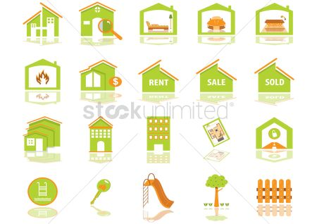 Sold : Home icons