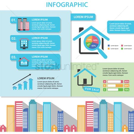 Building : Home infographic