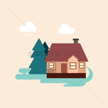 Cottage : Home