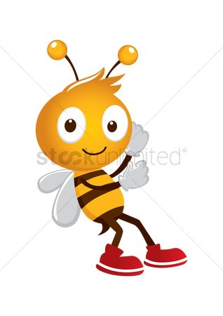 Dancing : Honey bee  dancing
